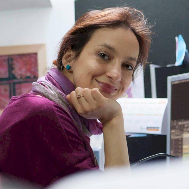 """Leontina Vatamanu, regizoarea și autoarea scenariului filmului """"Siberia din oase"""""""