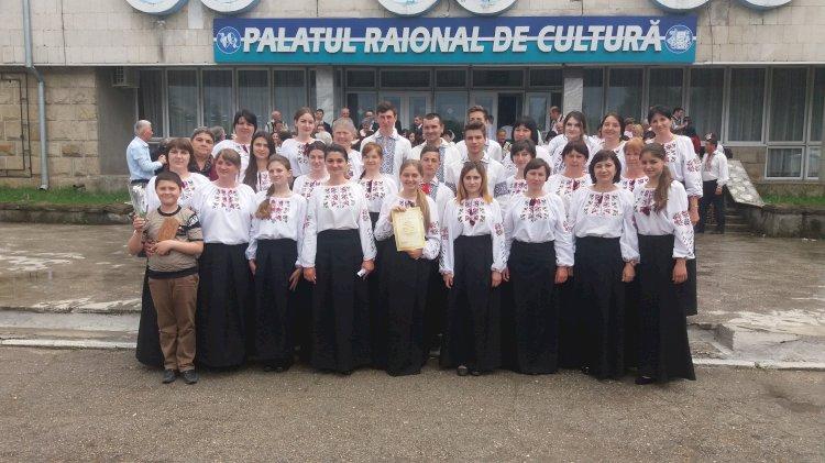 """Corul """"Teodor"""" de la Șirăuți, Briceni"""