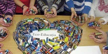 Bateriile uzate – deșeuri toxice