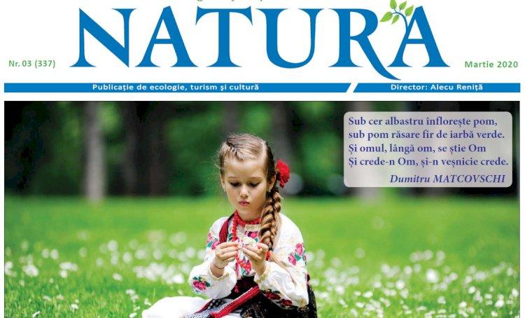 Pentru toți cititorii revistei NATURA!