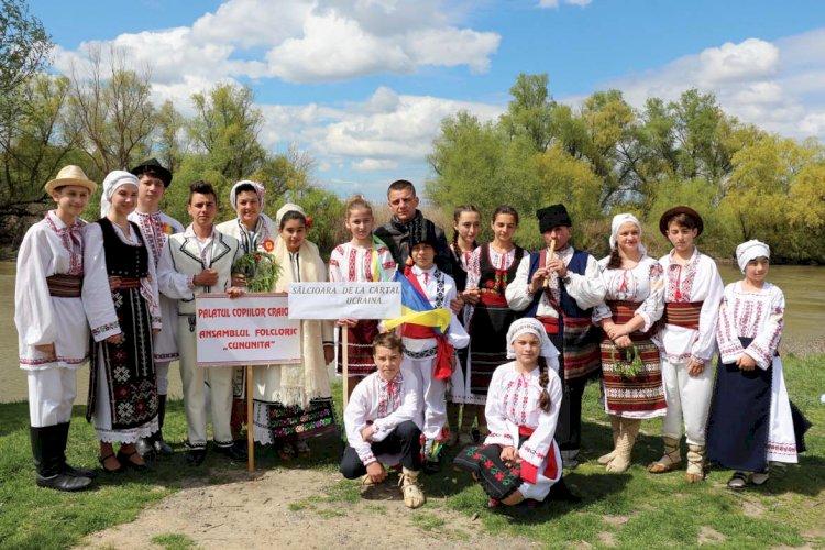 Drag de Florii, drag de Moldova