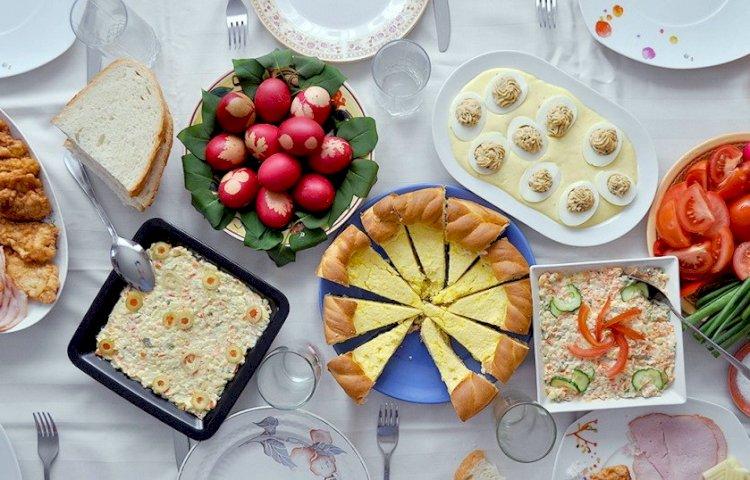 Sfaturi pentru masa de Paşte