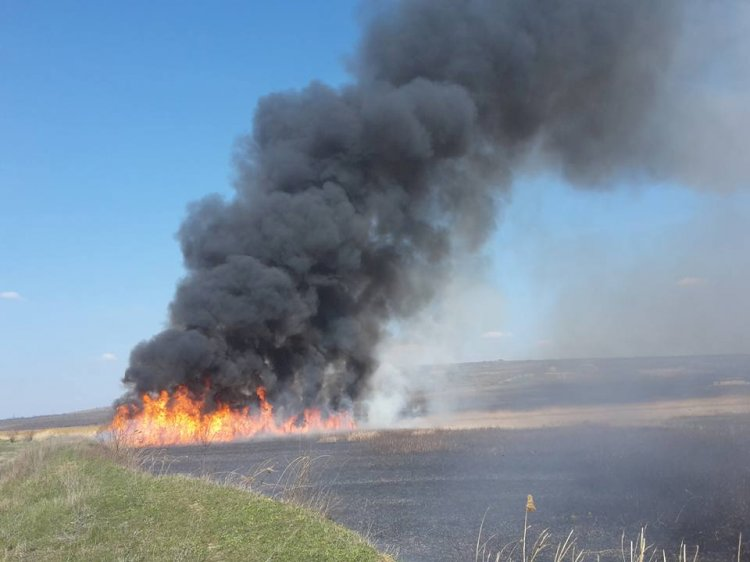 Arde Moldova