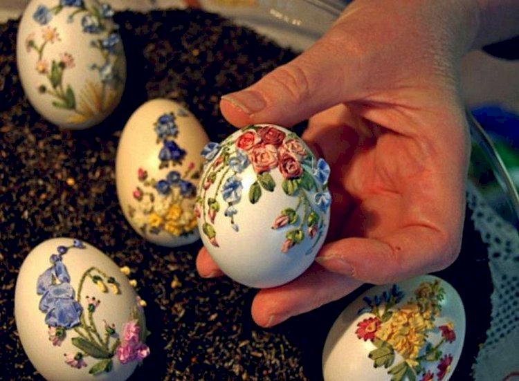 Ouăle de Paște în tradiția țărilor europene