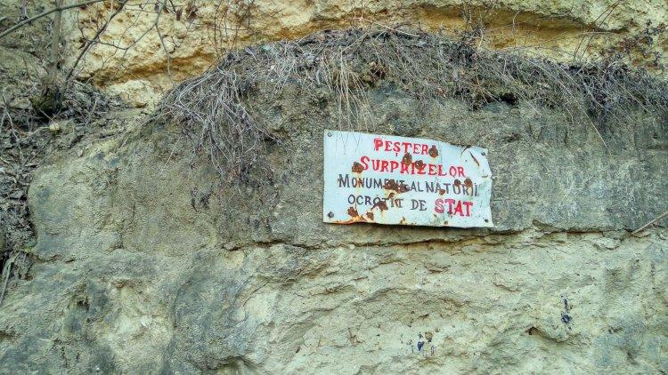 Peștera Surprizelor
