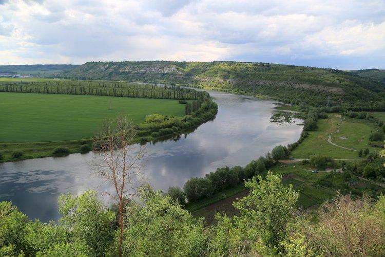 Proiectul de construcţie a şase hidrocentrale pe Nistru în Ucraina