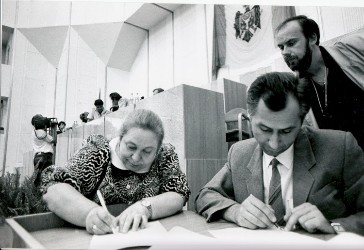 IN MEMORIAM: Nadejda Brânzan