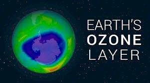 Epuizarea stratului de ozon – gaură în cer