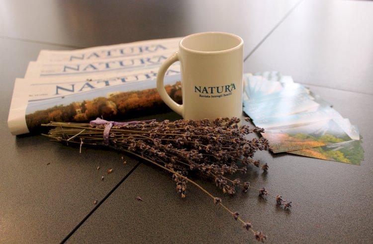 Revista Natura, pâinea noastră cu maia