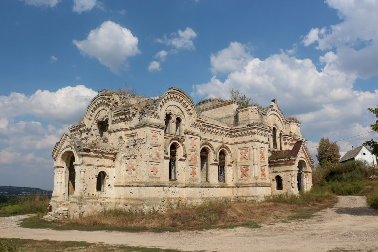 Amintiri bizantine de la Pohrebea