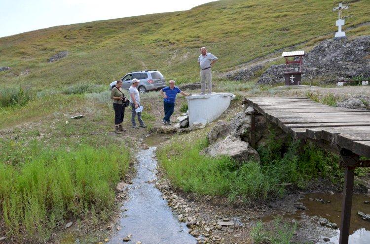 Expediții ecologice pe râul Camenca