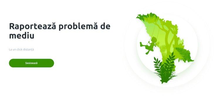 """Aplicația """"ECO ALERT"""" - raportează problemele de mediu printr-un click!"""