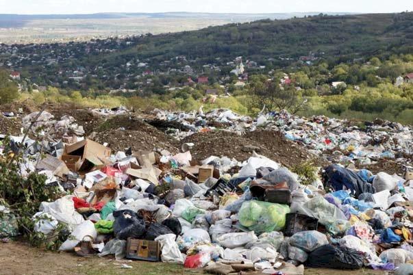 De pe dealul Fundăturii: sortăm deșeurile, avem pentru ce