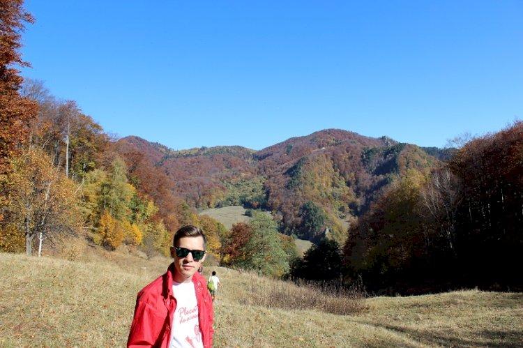 Drumeție în Munții Buzăului