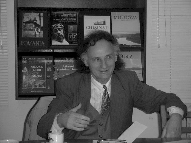 12 ani fără Poetul Grigore Vieru