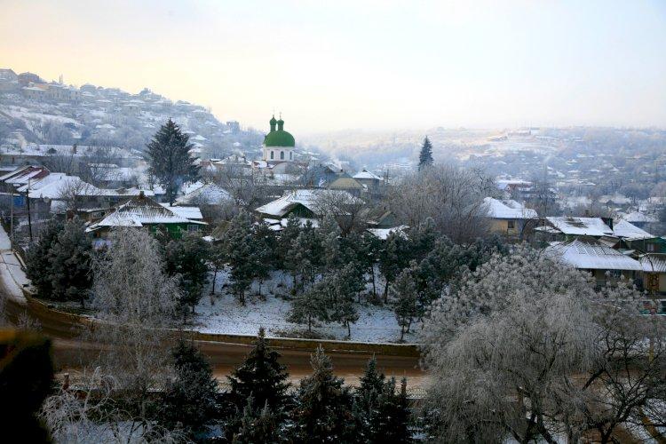 Soroca, o lecţie de istorie în gerul iernii