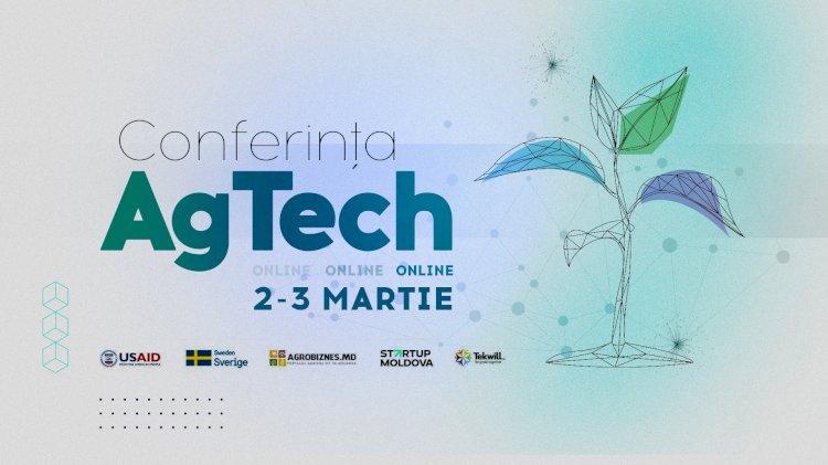 Conferința AgTech 2021 - cum pot tehnologiile digitale să promoveze performanța în agricultură?