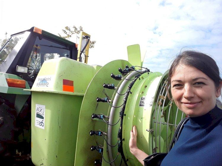"""Diana Crudu - """"Am siguranța că într-o zi voi face politici agricole"""""""