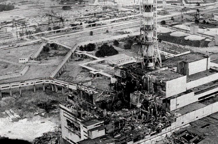 Cernobâl după 35 de ani