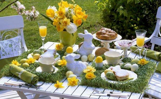 Regulile de aur ale bunicii: oaspeţi la masa de Paşte şi bune maniere