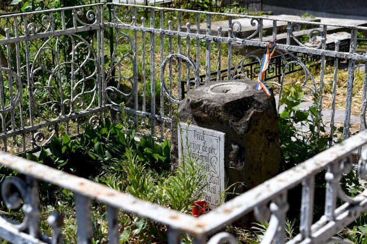 Furturi la Cimitirul Central Ortodox (Cazul Alexandru Cristea)
