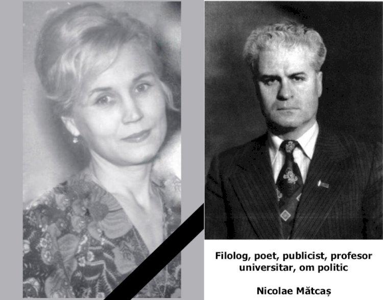 Eugenia Matcaș și un cimitir istoric din București