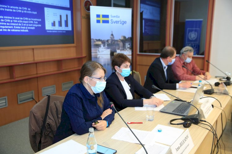 Studiu: hidrocentralele din Ucraina au afectat Nistrul