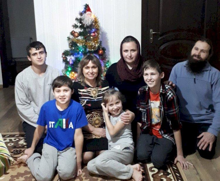 Câte voci, atâta frumusețe în casa familiei Savciuc
