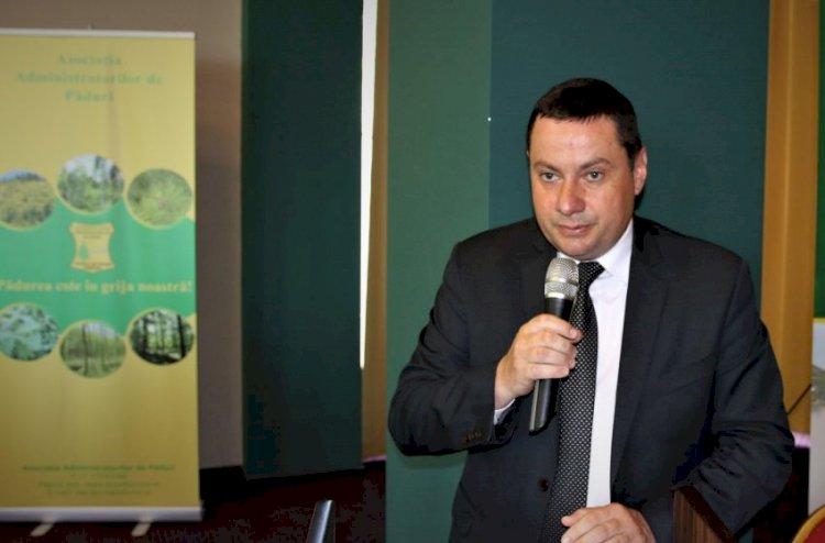 """Ion Platon, director adjunct Moldsilva, demis de Guvernul Sandu, dar """"avansat"""" de Ministerul Mediului"""