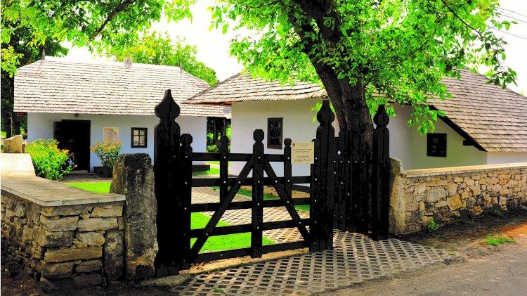 "Casa-Muzeu ""Grigore Vieru"" din Pererita"
